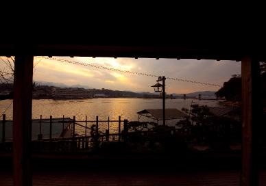 みくま川の眺め