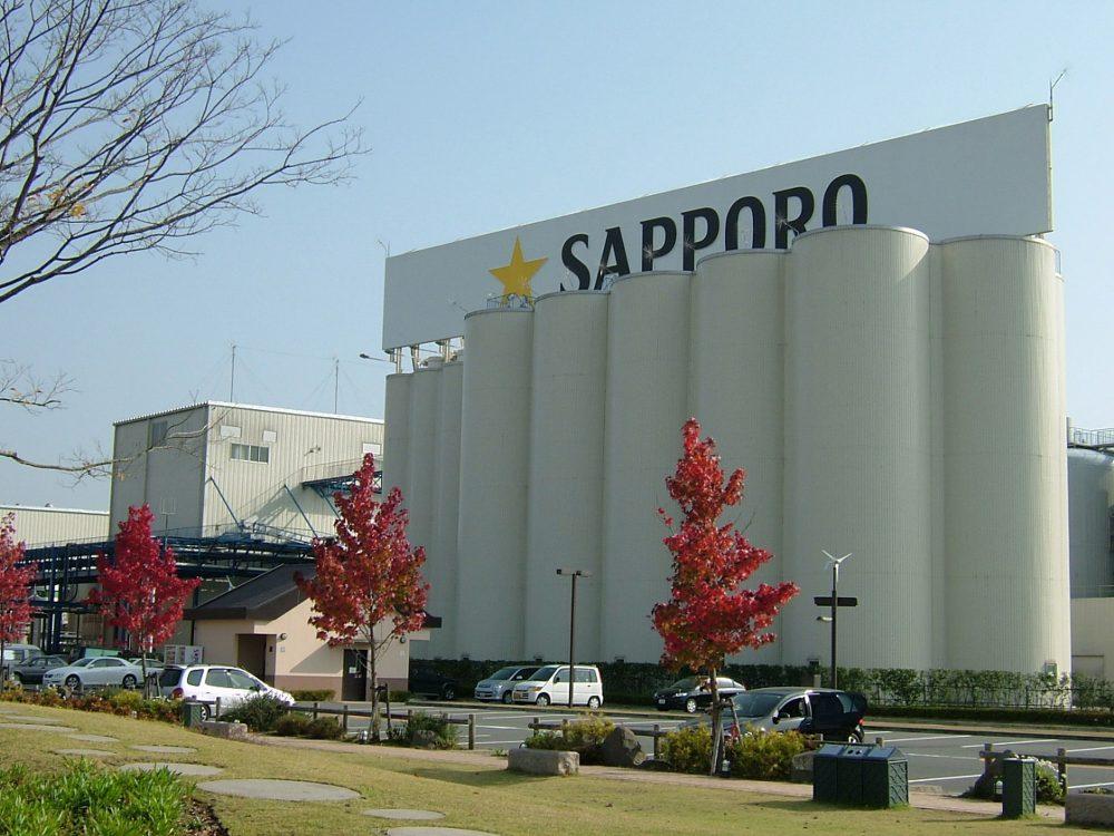 サッポロビール日田工場